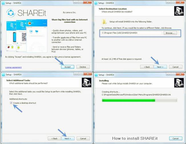 install-shareit-for-windows-10