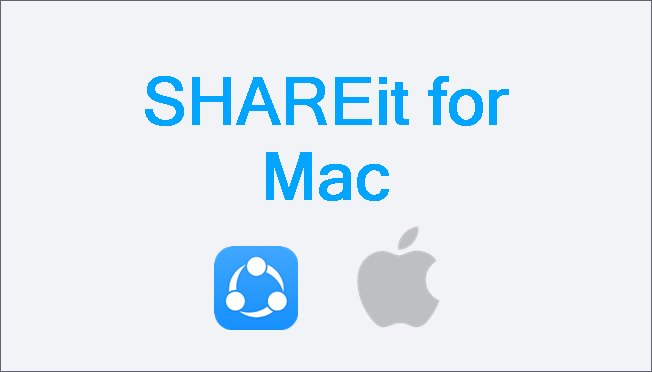 shareit macbook