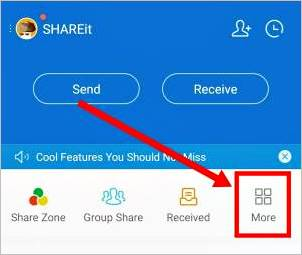 how-to-use-shareit-webshare